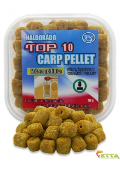 Haldorado Top 10 Carp Pellet - Pelete Negre 70g1