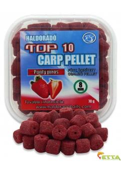 Haldorado Top 10 Carp Pellet - Pelete Negre 70g2