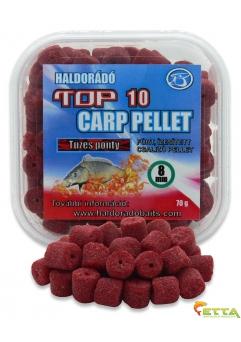 Haldorado Top 10 Carp Pellet - Pelete Negre 70g4