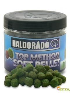 Haldorado Top Method Soft Pellet - Green Pepper 80g [2]