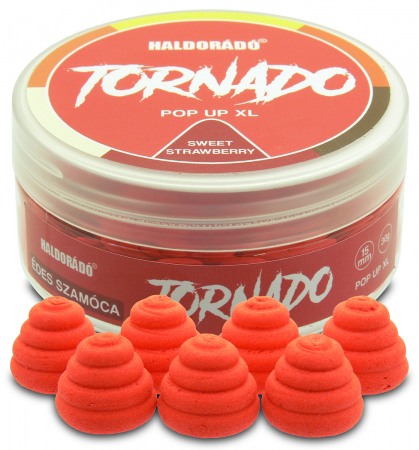 Haldorado Tornado Pop Up XL - Mango 15mm 30g0