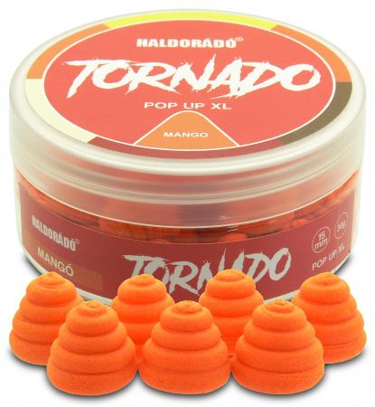 Haldorado Tornado Pop Up XL - Mango 15mm 30g5