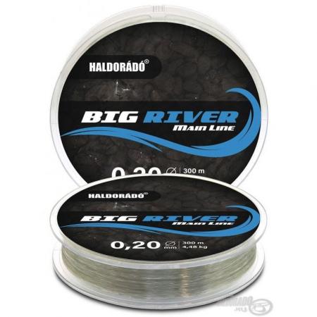 Haldorado Fir Big River Main Line 300m - 0,20mm, 4.48kg [0]