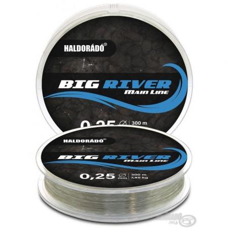 Haldorado Fir Big River Main Line 300m - 0,20mm, 4.48kg [2]