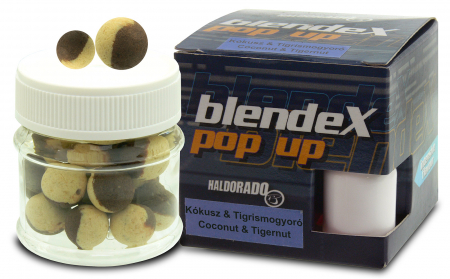 Haldorado Blendex Pop Up Big Carps 12, 14mm - Squid+Octopus - 20g6