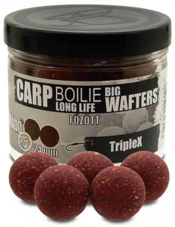 Haldorado Carp Boilie Big Wafters - Black Squid - 70g/24mm [1]