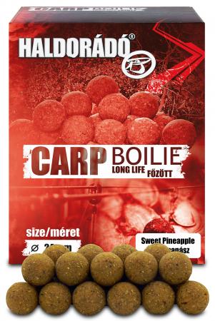 Haldorado Carp Boilie Long Life - Sweet Pineapple - 800g/20mm3