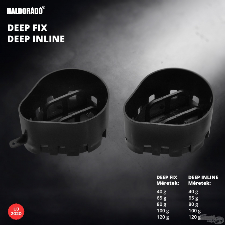 Haldorado Momitor Deep Inline 40g0