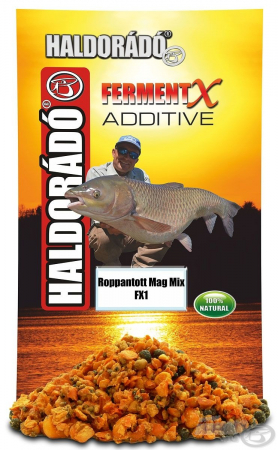 Haldorado - FermentX Additive - Amestec de seminte crocante fermentate - Ananas 350g [4]