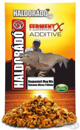 Haldorado - FermentX Additive - Amestec de seminte crocante fermentate - Ananas 350g [3]