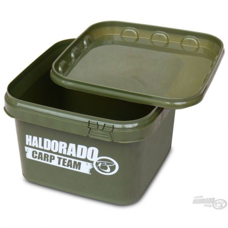 Haldorado Galeata Carp Team - Patrata 5 litri [0]