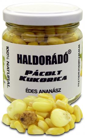 Haldorado Kukorica Pacolt (porumb fara zeama) - Scoica de Dunare 130g [2]