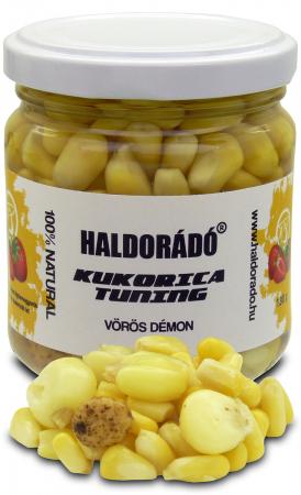 Haldorado Kukorica Tuning (porumb cu zeama) - Amur l'amur 130g9