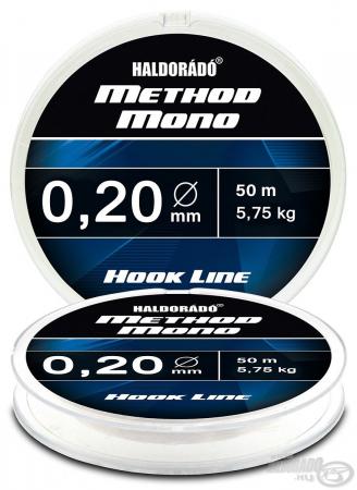 Haldorado Method Mono Hook Line - 0.12 - 2.32kg5