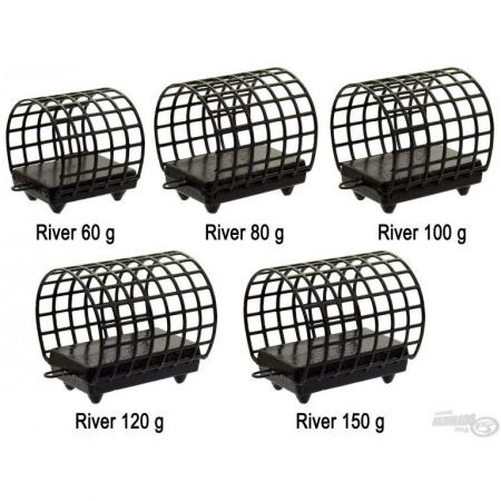 Haldorado Momitor River Feeder 60g4