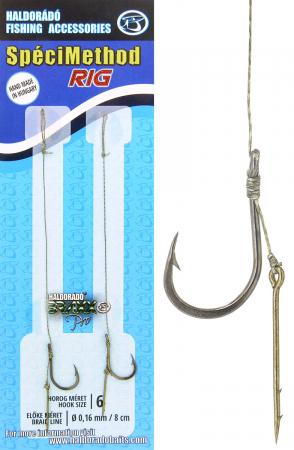 Haldorado SpeciMethod Rig - montura cu tepuse momeala - bait sting - 7mm [3]