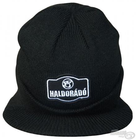 Haldorado Sapca de iarna neagra0