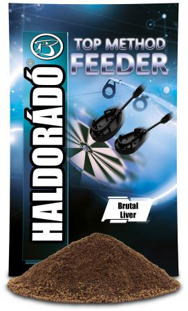 Haldorado Top Method Feeder - Maximum Green 0,8Kg [2]