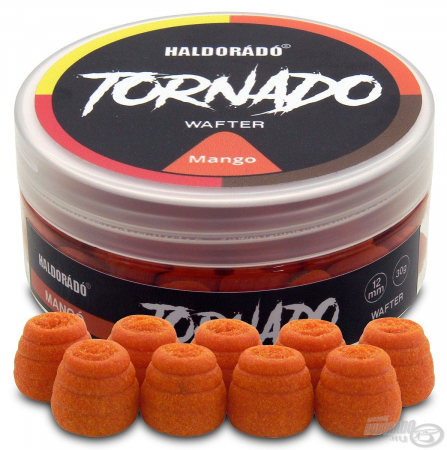 Haldorado TORNADO Wafter 12mm - Capsuni dulci 30g1