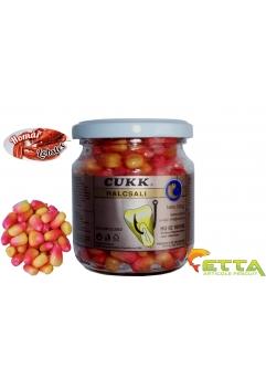Cukk Porumb borcan fara zeama - Larve de tantari (roz) 220ml19