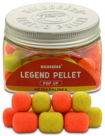 Haldorado Legend Pellet Pop Up - Ananas dulce 12, 16mm  50g6