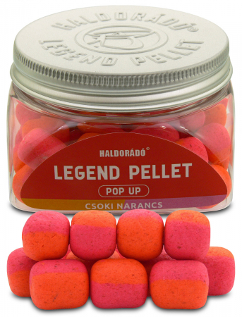 Haldorado Legend Pellet Pop Up - Ananas dulce 12, 16mm  50g5