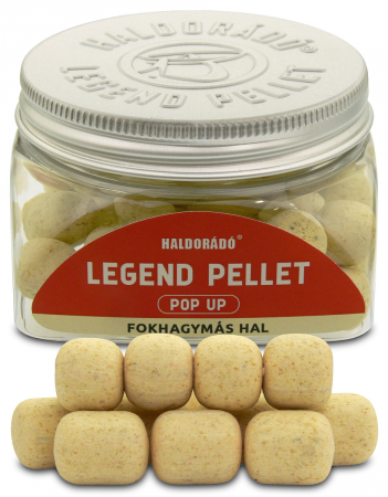 Haldorado Legend Pellet Pop Up - Ananas dulce 12, 16mm  50g0