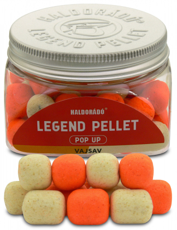Haldorado Legend Pellet Pop Up - Ananas dulce 12, 16mm  50g2