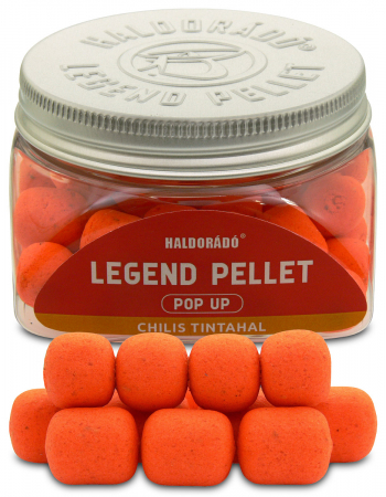 Haldorado Legend Pellet Pop Up - Ananas dulce 12, 16mm  50g3