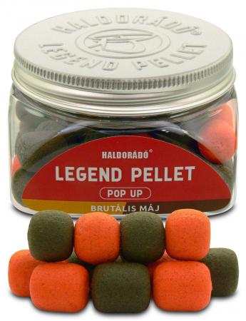 Haldorado Legend Pellet Pop Up - Ananas dulce 12, 16mm  50g [0]