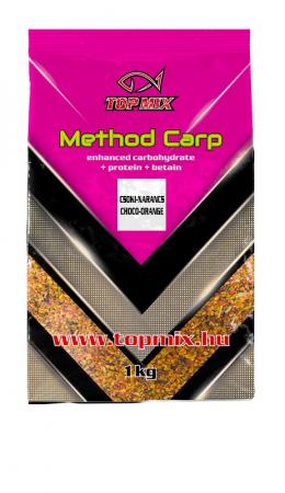 Top Mix Nada Method Carp - Capsuni 1Kg [0]