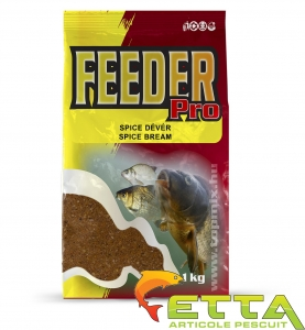Top Mix Nada Feeder Pro 1Kg - Crap Caras1