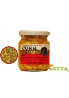 Cukk Porumb borcan cu zeama - Vanilie 220ml [0]