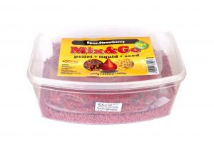 Timar Pelete MIX&GO Pellet Box 3 in 1 Capsuni (600g pelete + 600ml aroma + 600g seminte)2
