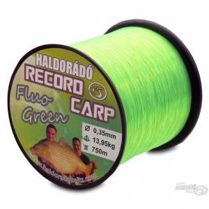 Haldorado Record Carp Fluo Green 0,30mm/800m - 10,85kg0