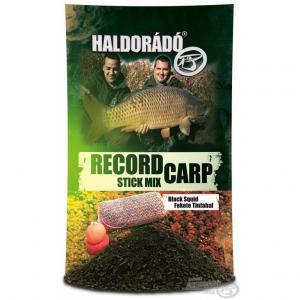 Haldorado Record Carp Stick Mix - Black Squid 0.8Kg [2]