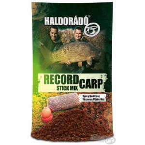 Haldorado Record Carp Stick Mix - Black Squid 0.8Kg [3]