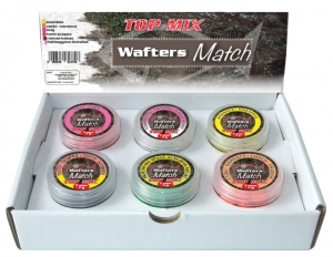 Top Mix Wafters Match 7mm - Ananas7