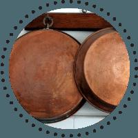 Bicarbonat de sodiu pentru curatarea tigailor si a oalelor