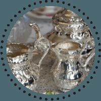 Bicarbonat de sodiu pentru curatarea argintariei