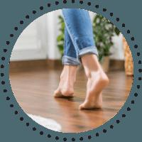 Bicarbonat de sodiu pentru curatarea podelelor