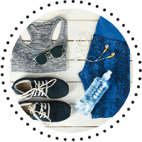 Bicarbonat de sodiu: curatarea echipamentului sportiv