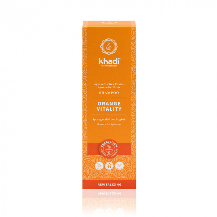 Șampon elixir pentru păr normal și gras, Orange Vitality [2]