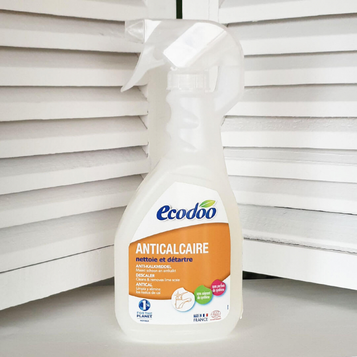 Anticalcar spray, certificat bio | Ecodoo, 500ml 2
