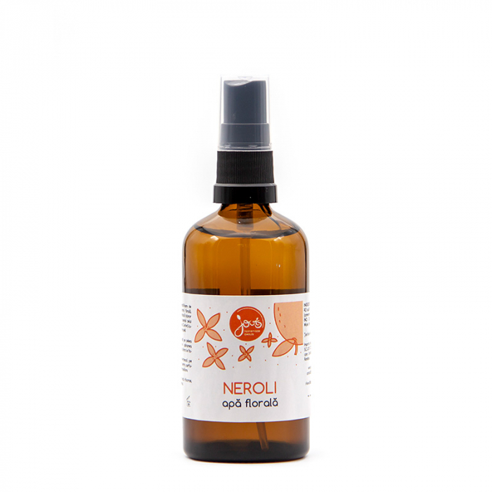 Apă de Flori de portocal (Neroli)  bio | Jovis, 100 ml 0
