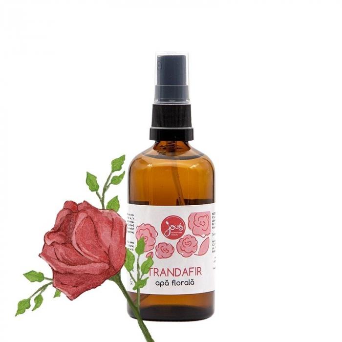 Apă de Trandafiri bio | Jovis, 100 ml 1