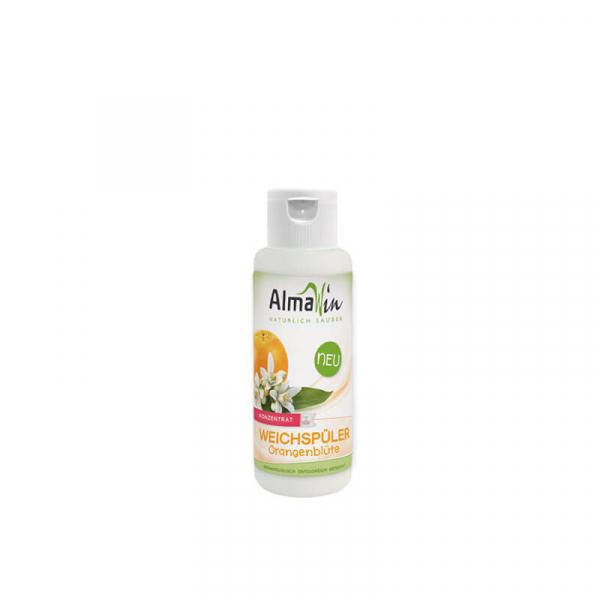 Balsam bio pentru rufe, Flori de Portocal | AlmaWin, 750 ml 0
