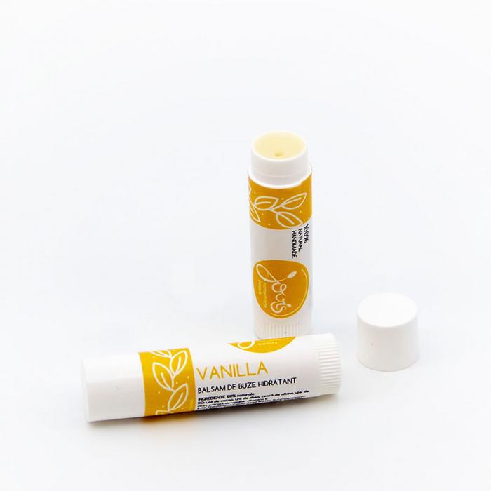 Balsam de buze hidratant, Vanilla | Jovis [0]