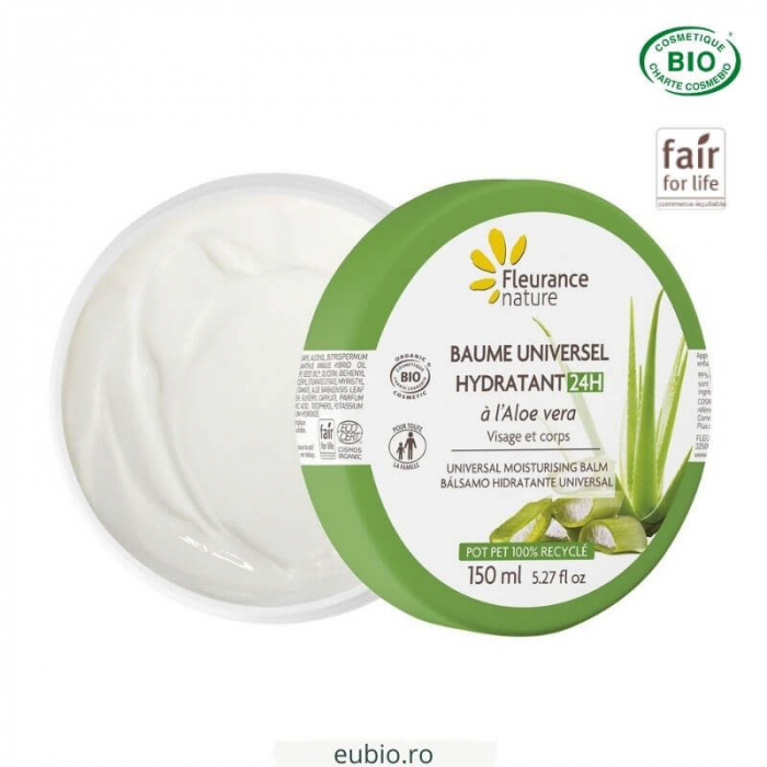 Balsam universal cu aloe vera   Fleurance Nature, 150ml [0]