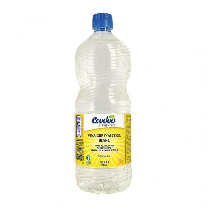 Oțet din alcool alb pentru menaj | Ecodoo, 1l 0